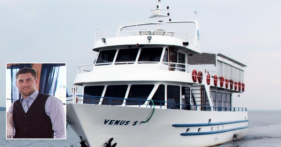 Laivas Venus, didelis laivas rengniams